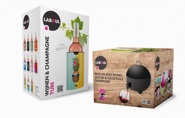 LaBoul packaging et produits