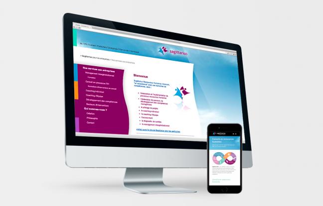 Sagittarius-HR website