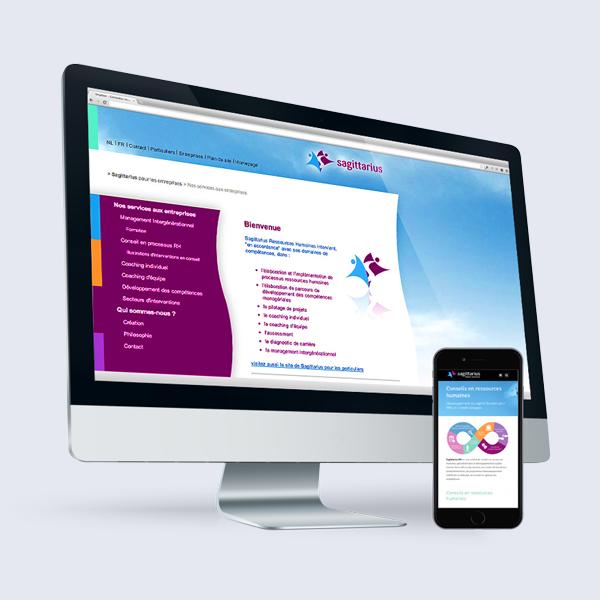 Website corporate