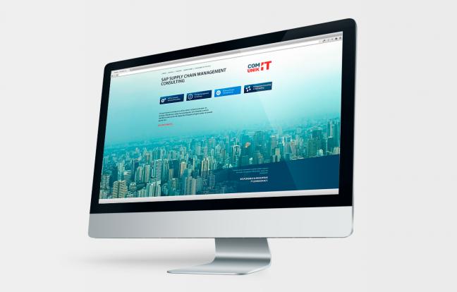 Comunik-IT website