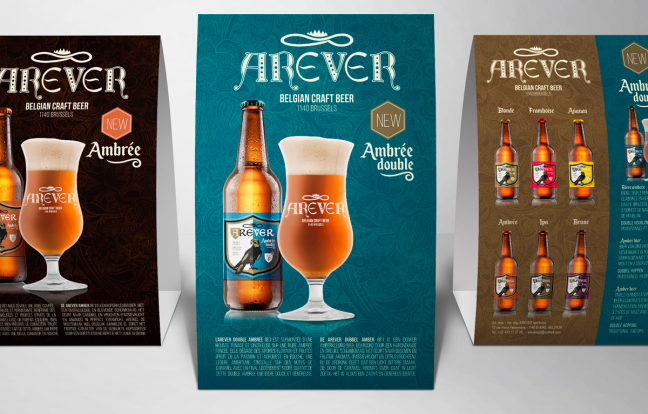 Arever bière artisanale